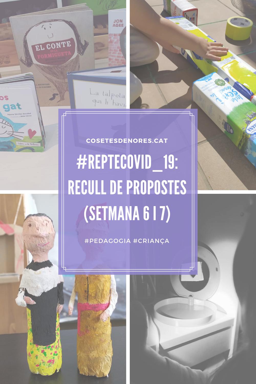 recull de propostes (setmana 6 i 7)