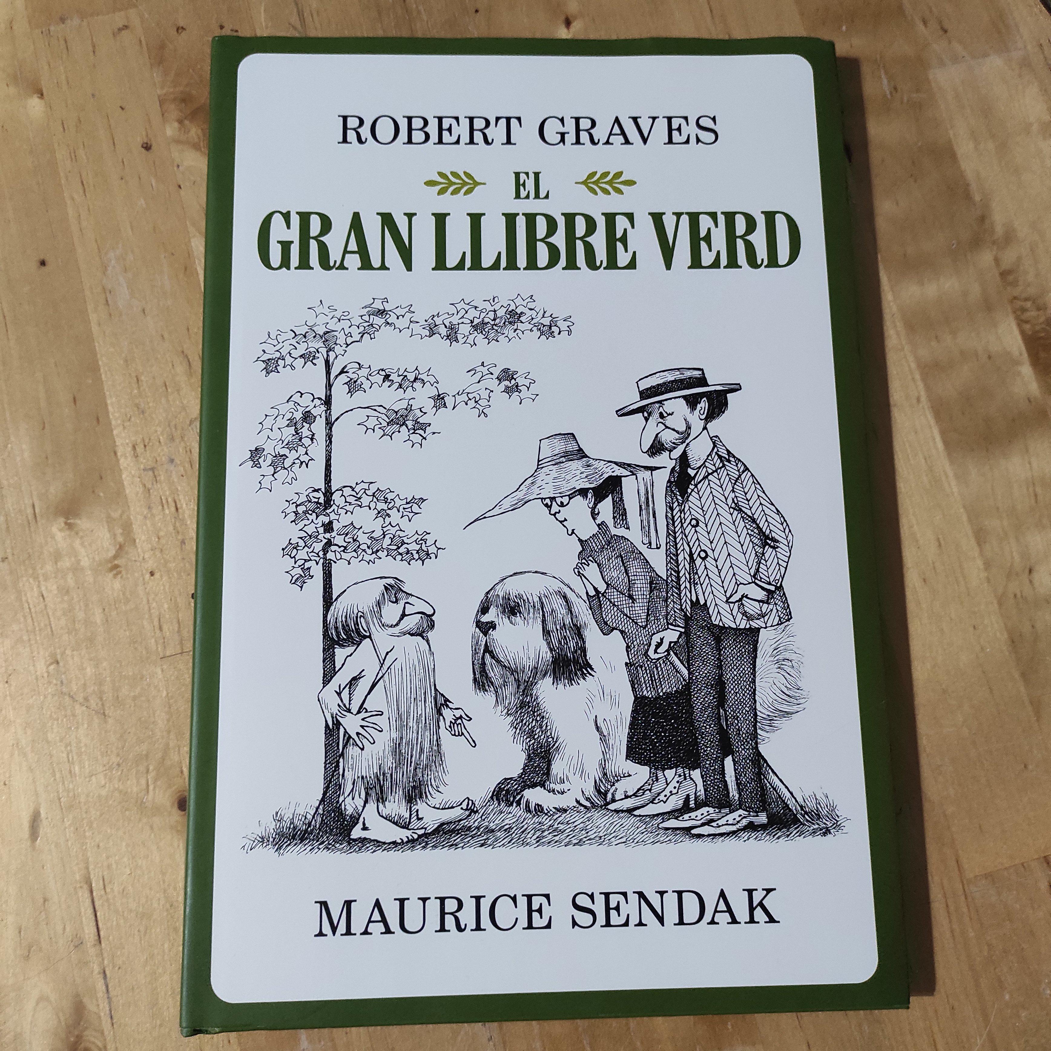 El gran llibre verd de Robert Graves i Maurice Sendak